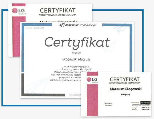 Certyfikaty-Pełną-Parą-Klimatyzacje-Myjnia-Parowa
